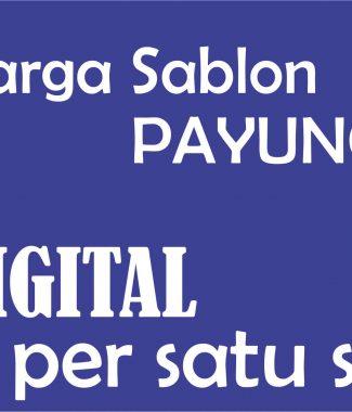 Sablon Payung Digital Printing