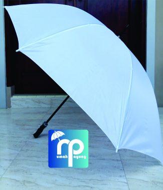 Payung Golf Putih