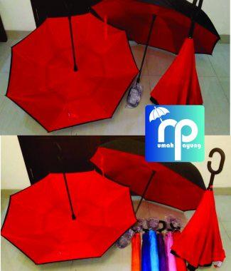 Payung Kazbrella / Payung Terbalik