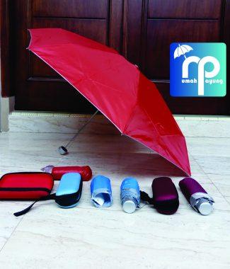 Payung dompet kacamata