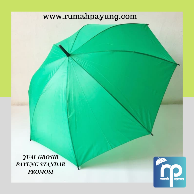 grosir payung, jual payung, payung, payung murah, payung standar, payung warna cerah, promosi payung, sablon murah