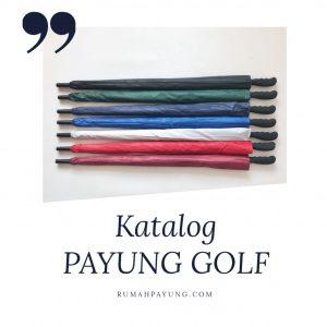 Payung Golf Promosi Grosir