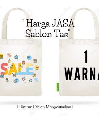 SABLON TAS 1 WARNA