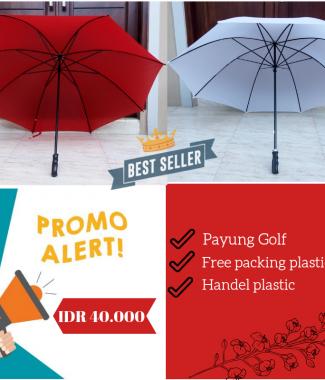 Payung Golf Merah Putih 17 Agustus