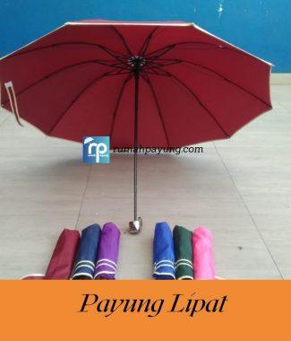 Payung Lipat 3 Super jumbo