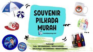 [JUAL] [GROSIR] Souvenir Pilkada Murah, Souvenir Kampanye Caleg termurah di Kota Tomohon