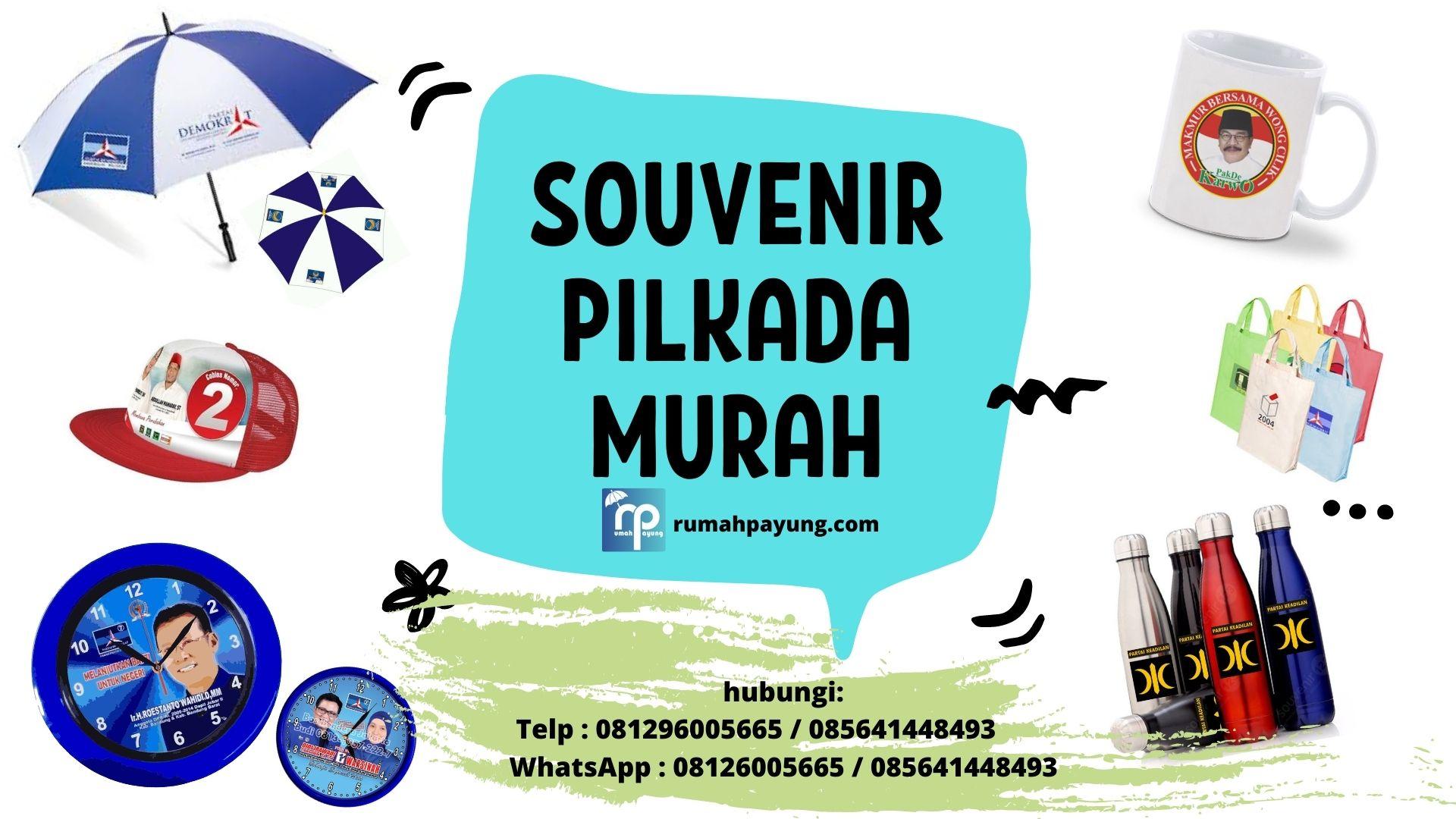 [JUAL] [GROSIR] Souvenir Pilkada Murah, Souvenir Kampanye Caleg termurah di Kota Malang